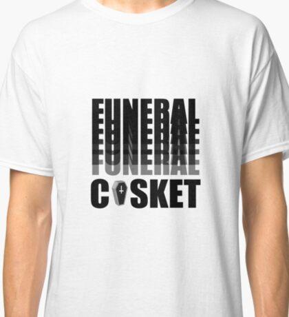 Funeral Casket - Overkill Classic T-Shirt