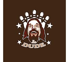 The DUDE  Photographic Print