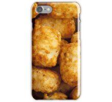 tater tots iPhone Case/Skin