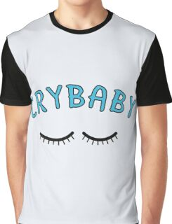 Cry Baby Graphic T-Shirt