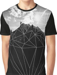 Crystal Mountain II Graphic T-Shirt