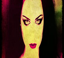 Amy Lee -  Evanescence by Lisa Briggs
