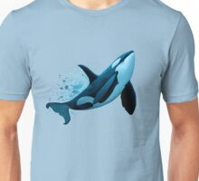 """The Dreamer"" ~ Orca • Killer Whale Unisex T-Shirt"