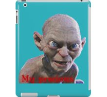 My Precious Gollum iPad Case/Skin