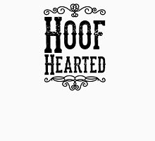Hoof Hearted Womens Fitted T-Shirt