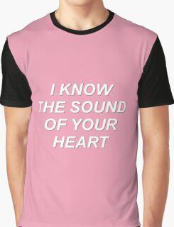 The 1975 - The Sound Graphic T-Shirt