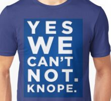 Vote for Knope Unisex T-Shirt