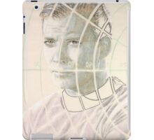 Captain Kirk iPad Case/Skin