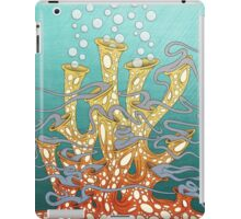 Dancing Coral Party iPad Case/Skin