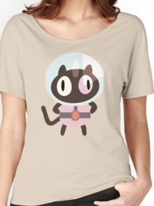 Cookie Cat! Women's Relaxed Fit T-Shirt