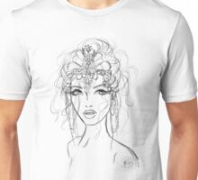 A mermaid's crown  Unisex T-Shirt