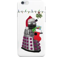 Ding Dong Dalek iPhone Case/Skin