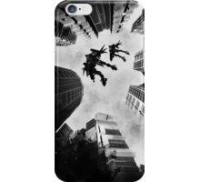 Mecha Flight iPhone Case/Skin