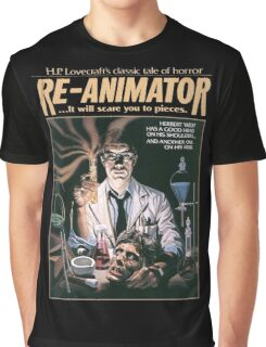 Re-Animator Tshirt! Graphic T-Shirt