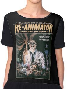 Re-Animator Tshirt! Chiffon Top