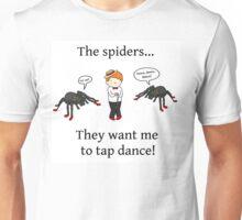 Ron Weasley's nightmare Unisex T-Shirt