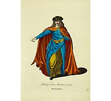 Habit of a Franc Merchant in 1700 Marchand Franc 105 Photographic Print