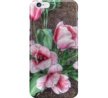 Pretty Spring Tulips iPhone Case/Skin
