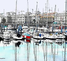 Marina at La Coruna by trish725