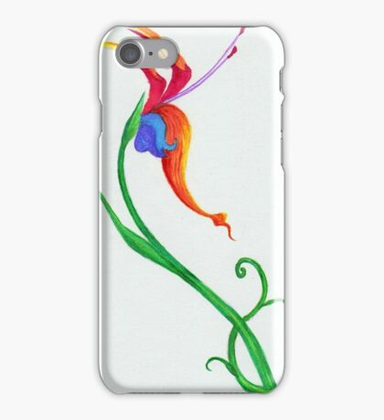 Fey Flower iPhone Case/Skin