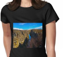 Flosagja Womens Fitted T-Shirt