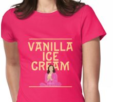 Vanilla Ice Cream | She Loves Me Womens Fitted T-Shirt