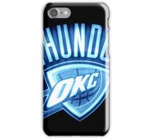 Thunder Oklahoma B iPhone Case/Skin