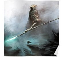 Nvigarz, Death's Lance Poster