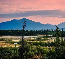 Sunrise on the Ibex Valley by Yukondick