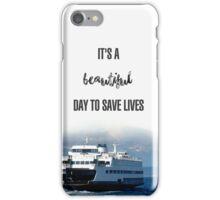 FERRYBOAT iPhone Case/Skin
