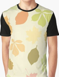 Ornament from leaves Graphic T-Shirt