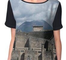 Pompeii  Chiffon Top