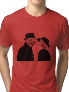 """""""Here's looking at you, Kid."""" Tri-blend T-Shirt"""