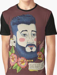 Old School Jon Bellion Graphic T-Shirt