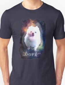 Gabe the Dog - bork Unisex T-Shirt