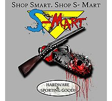 Shop Smart shop S-mart Photographic Print