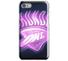Thunder City  iPhone Case/Skin