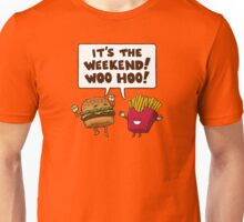 The Weekend Burger Unisex T-Shirt