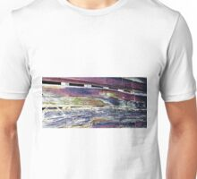 Colorful Barnboard  Unisex T-Shirt