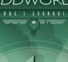 Oddworld: Abe's Exoddus Sticker