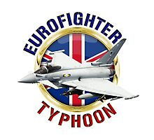 Eurofighter Typhoon Photographic Print