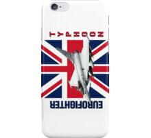 Eurofighter Typhoon iPhone Case/Skin
