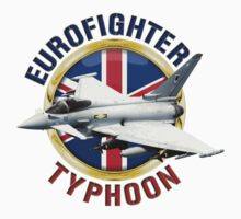 Eurofighter Typhoon by Mil Merchant