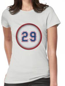 29 - Beltré (alt version) Womens Fitted T-Shirt