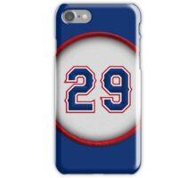 29 - Beltré (alt version) iPhone Case/Skin
