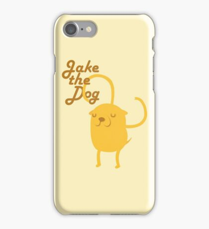 Jake, the Dog iPhone Case/Skin