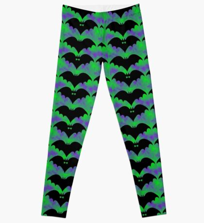 Bats And Bows Leggings