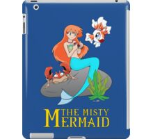 The Misty Mermaid iPad Case/Skin