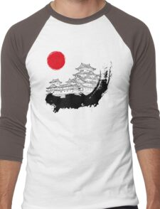 Japanese Palace Men's Baseball ¾ T-Shirt