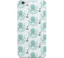 Squid Pattern iPhone Case/Skin